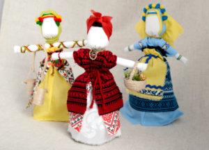 лялька мотанка своїми руками