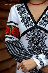 модна вишиванка