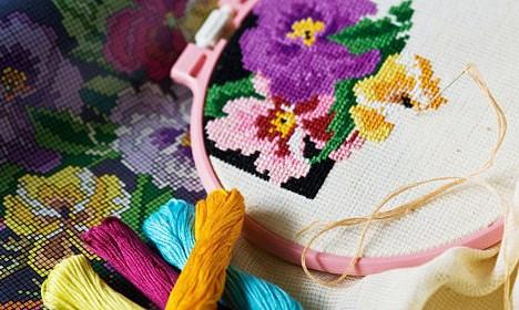 Хобби интернет магазин рукоделия наборы для вышивания