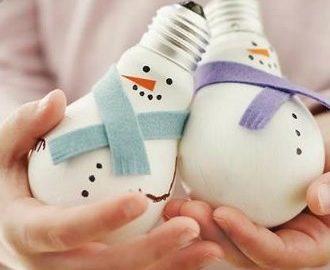 новорічний декор своїми руками