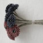 в'язані квіти Jung Jung