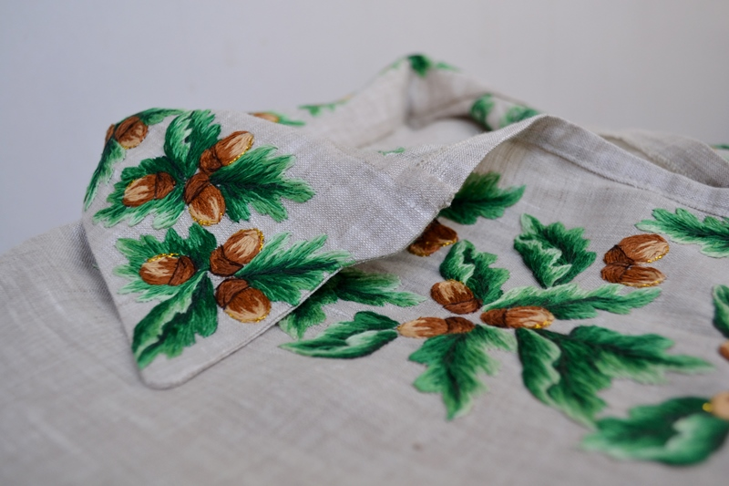орнамент вишивки