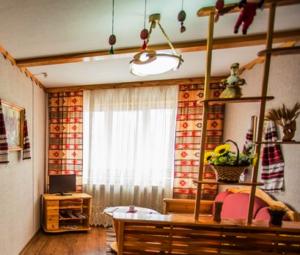 вишивка в інтер'єрі, дитячої, квартири, етно-стиль